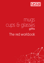 Red Workbook Mugs Cups Glasses