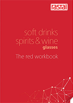 The red workbook - Soft Drinks Spirits & Wine Glasses