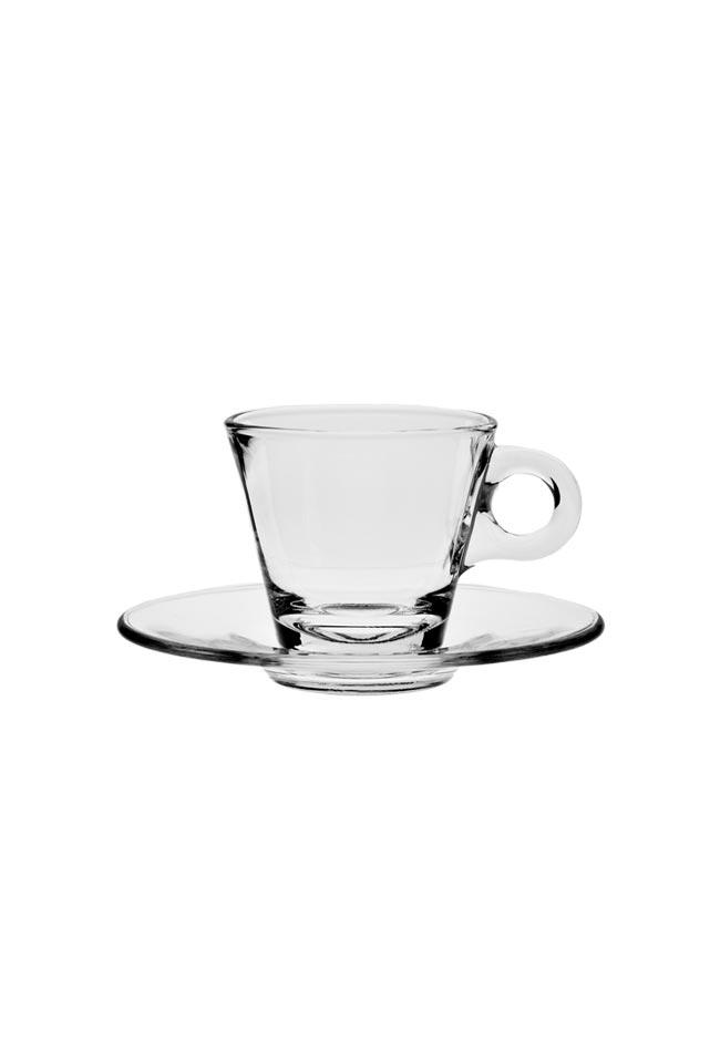 Conic Cappuccino Tasse